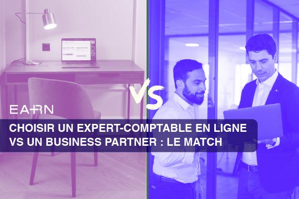 Choisir un expert-comptable en ligne vs en business partner